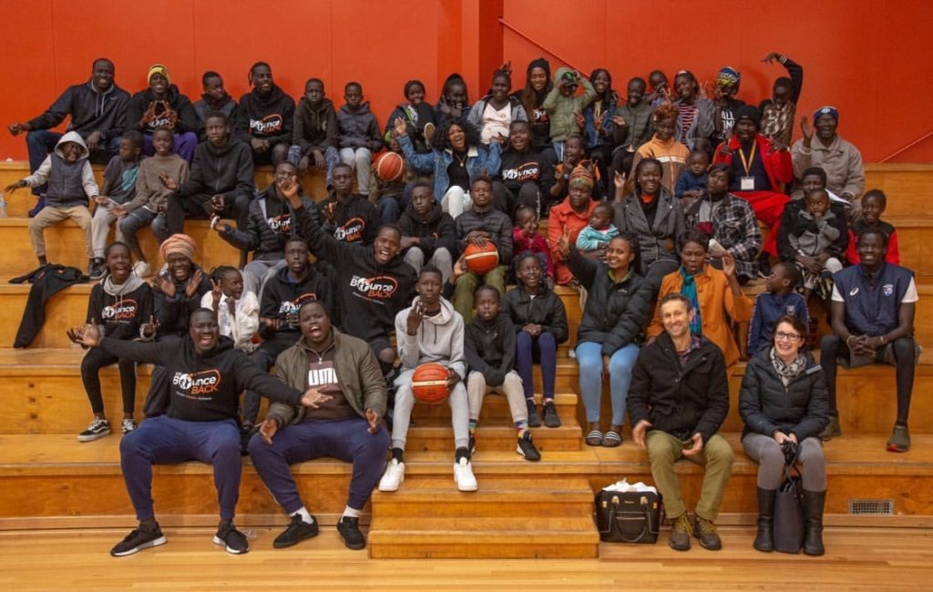 South Sudanese Australian Youth United Inc.